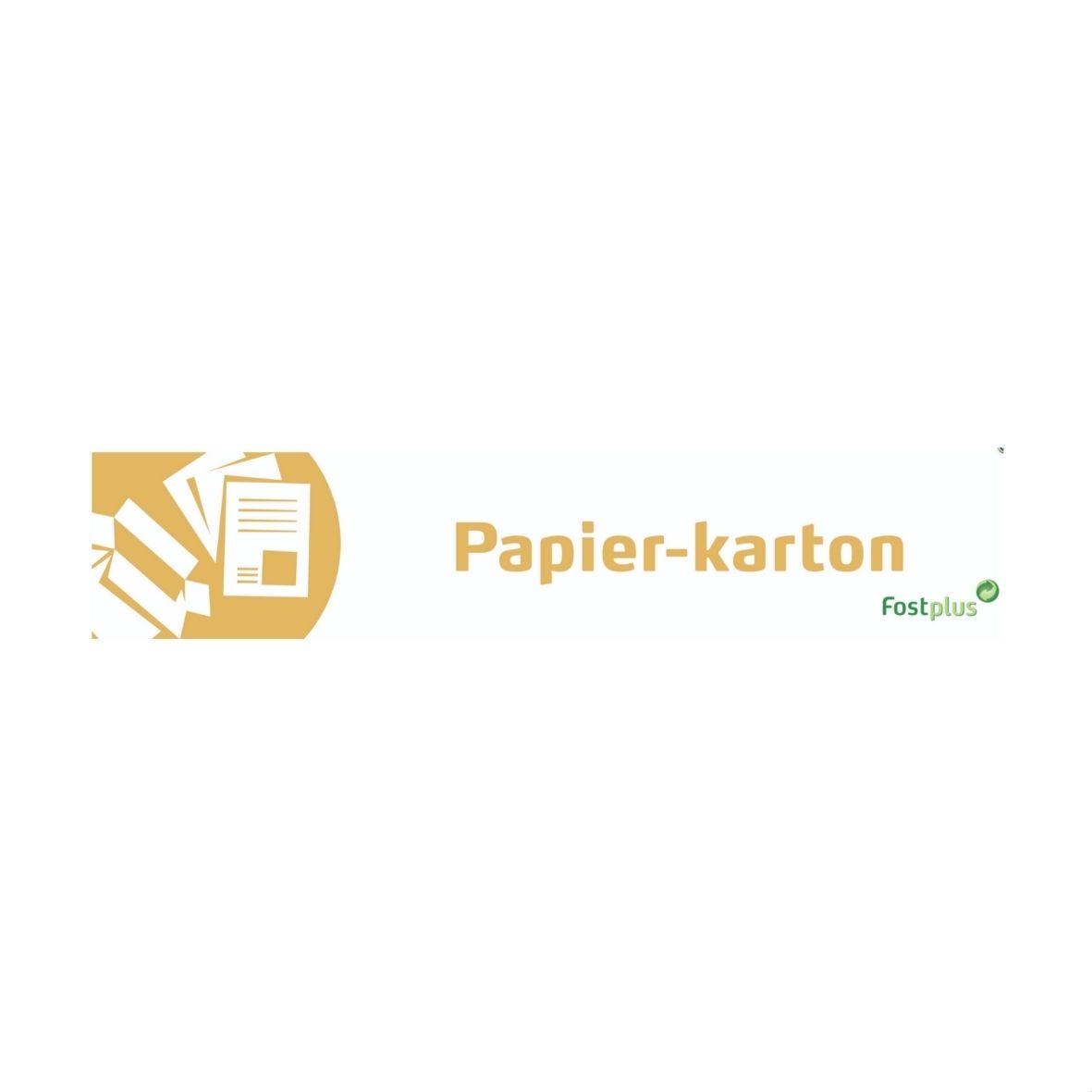 P&K Sticker 20x4
