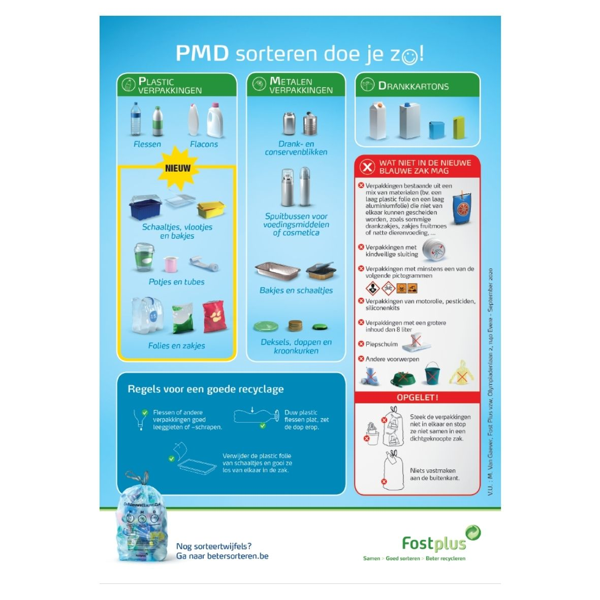 PMD Sorteerleaflet A5
