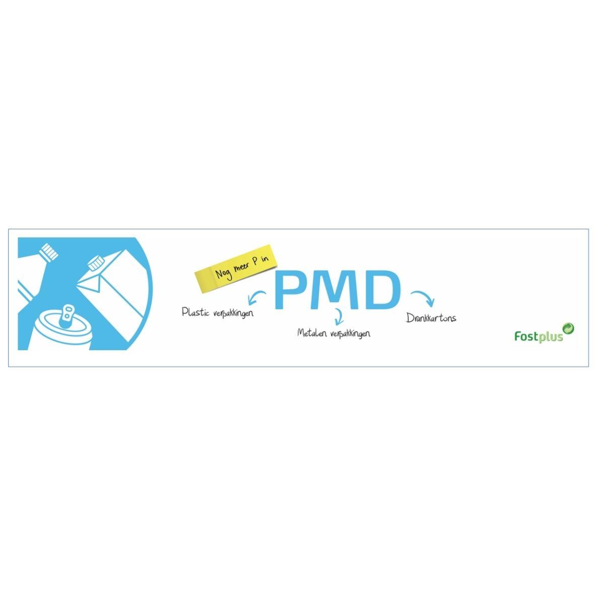 PMD Sticker 20x4 V1