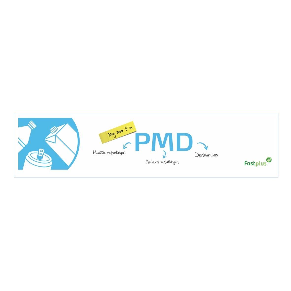 PMD Sticker 40x8