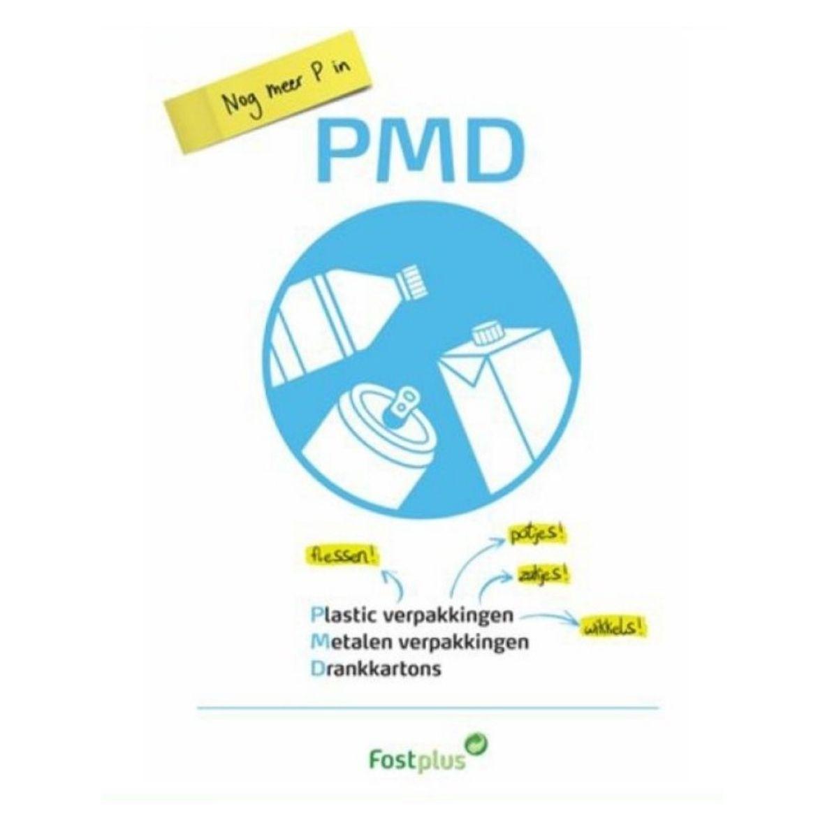 PMD Sticker A4