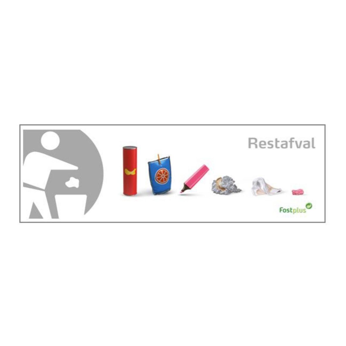 Rest Sticker 20x4 V2