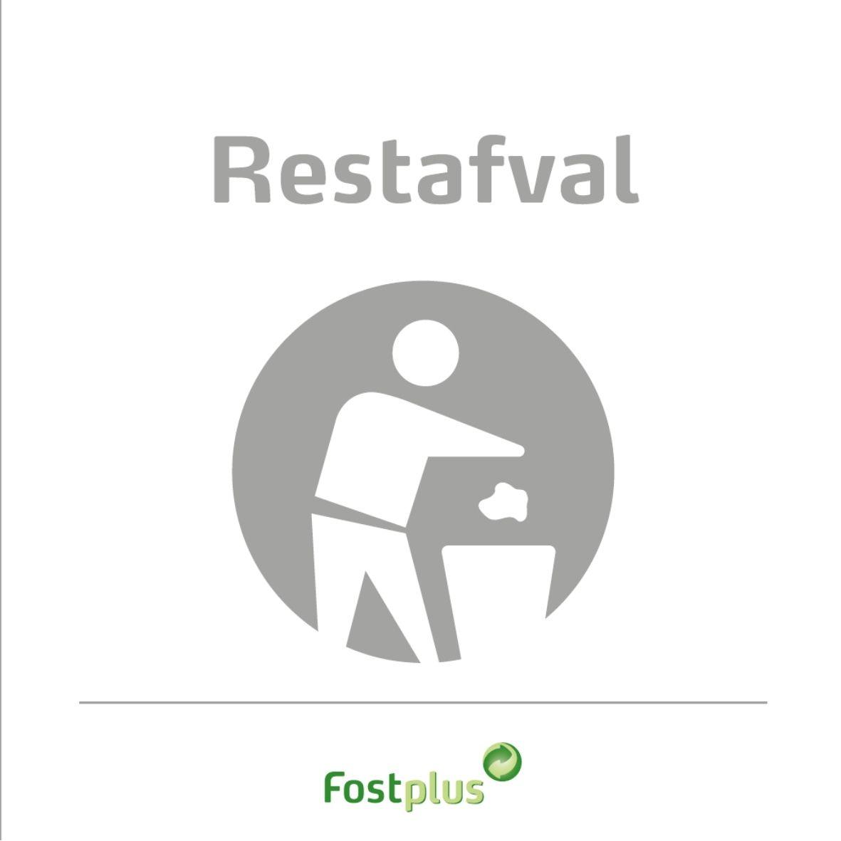 Rest Sticker 21x21