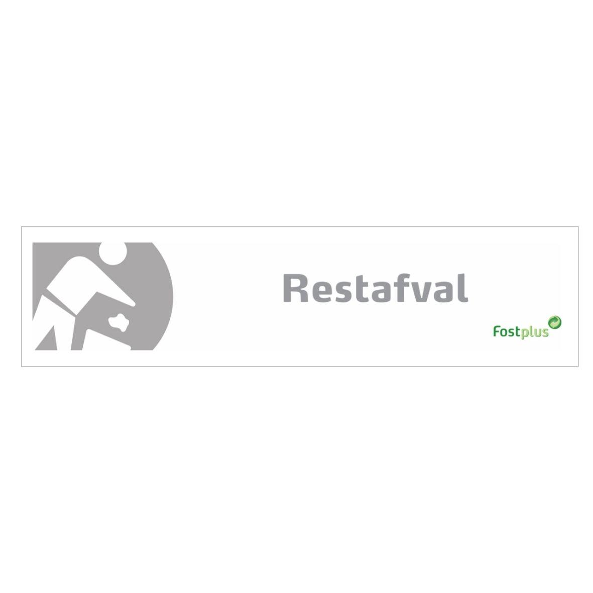 Rest Sticker 40x8