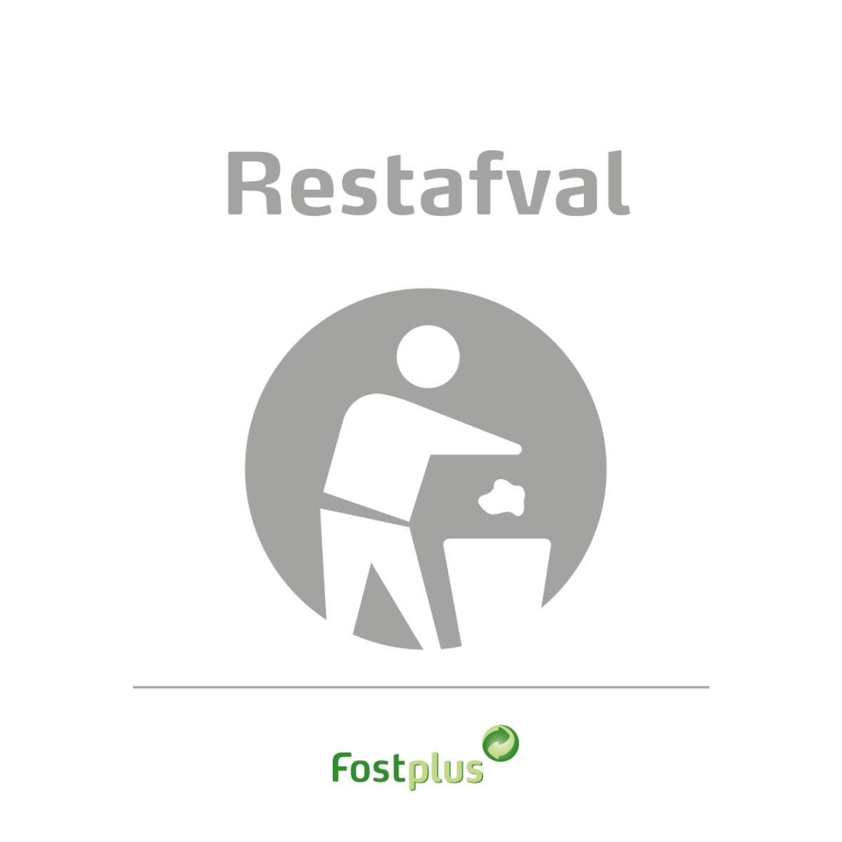 Rest Sticker A4