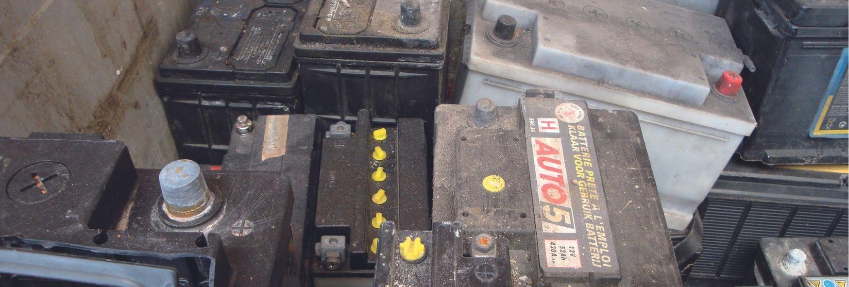 Autobatterijen